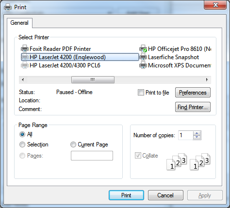 text action properties HP 4200